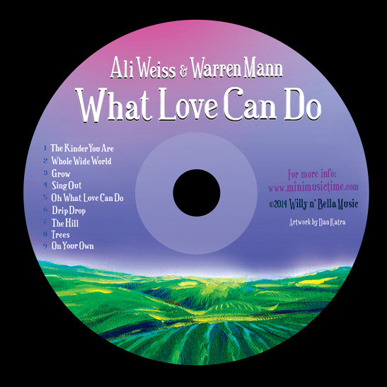 What Love Can Do CD